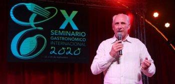 Clausura IX Seminario Gastronómico Internacional Excelencias Gourmet : Iberoamérica en el plato